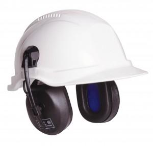 Electronic Hearing Protection Mp3 Stereo Mono Earmuffs On Helmet